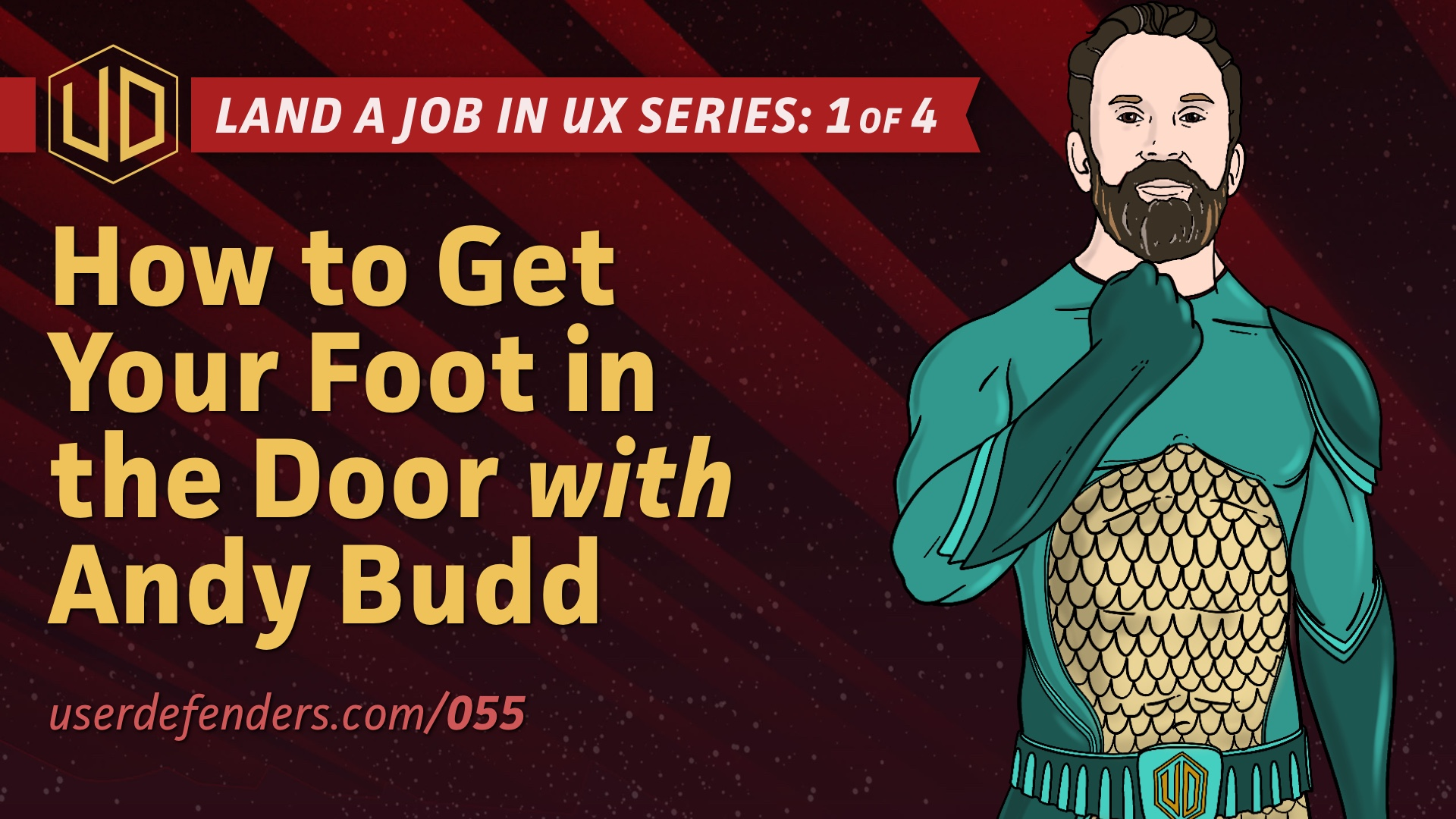 b1116ee9aa 055  How to Get Your Foot in the Door with Andy Budd
